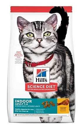 """הילס אינדור 4 ק""""ג לחתול"""