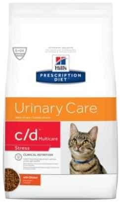 "הילס רפואי c/d לחתול 12 ק""ג"