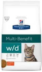 """הילס רפואי w/d לחתול 5 ק""""ג"""