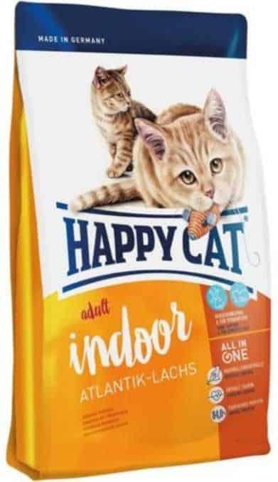 """הפי קהפי קט אינדור סלמון לחתול 4 ק""""ג ט אינדור סלמון לחתול 10 ק""""ג"""