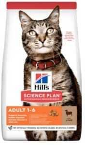 """הילס כבש לחתול 3 ק""""ג"""