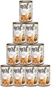 מבצע 24 יח' שימור פטה לחתולים לה קט כבד 400 גר'