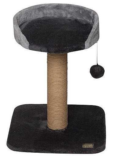 """מגרדת לחתול דגם טרנד גרוב 44.5 ס""""מ F&P"""