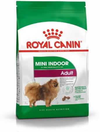 """רויאל קנין מיני אינדור גזע קטן לכלב 1.5 ק""""ג"""