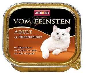 שימור פטה לחתול אנימונדה כבד עוף 100 גר'