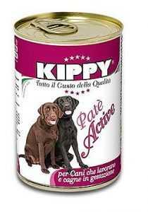 שימור לכלב קיפי אקטיב 400 גר׳