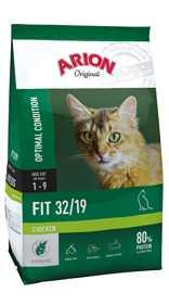 """אריון פיט 32 לחתול 7.5 ק""""ג"""