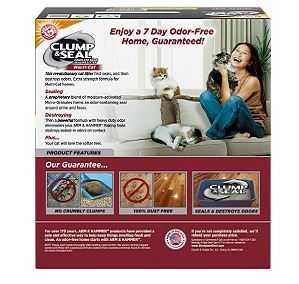 """חול מתגבש לחתול ארם אנד המר מולטי קט קלמפ סיל 8.6 ק""""ג"""