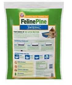 """מצע שבבי עץ לחתול פלין פיין 9 ק""""ג"""