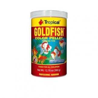 אוכל לדגי מים קרים