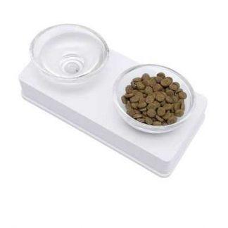 קערות אוכל ושתייה לחתולים