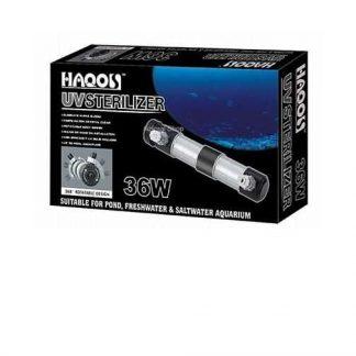 מערכת UV לבריכה ולאקווריום