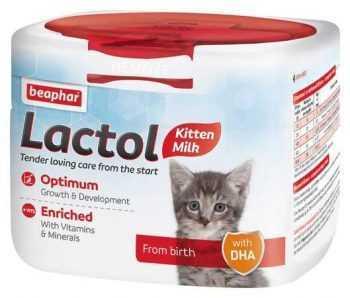 ביהפר לקטול תחליף חלב לגורי חתולים 250 גר'