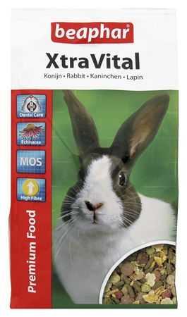 """ביהפר אקסטרה ויטל לארנב 2.5 ק""""ג"""