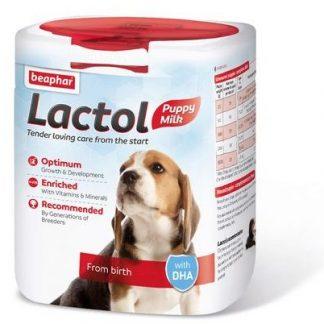 ביהפר לקטול תחליף חלב לגורי כלבים 500 גר'