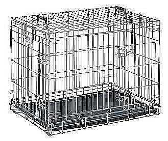 """כלוב אילוף לכלב 137 ס""""מ"""