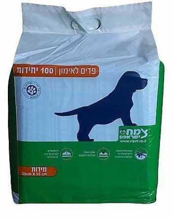 צמח פדים לכלב 100 יח'