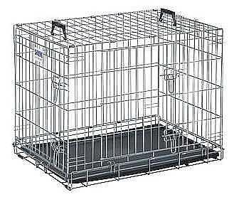 """כלוב אילוף לכלב 122 ס""""מ"""
