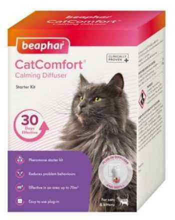 ביהפר דיפיוזר קטקומפורט להרגעת החתול