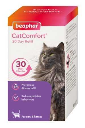 ביהפר מילוי קטקומפורט להרגעת החתול