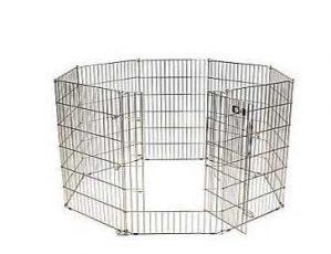 גדר אילוף לכלבים מידה 5