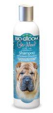 """ביו גרום ביו מד שמפו לכלבים עם עור מגורה 236 מ""""ל"""